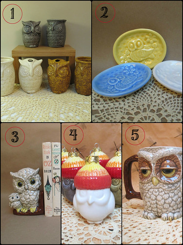 Friday Five: Five gifts for the owl lover