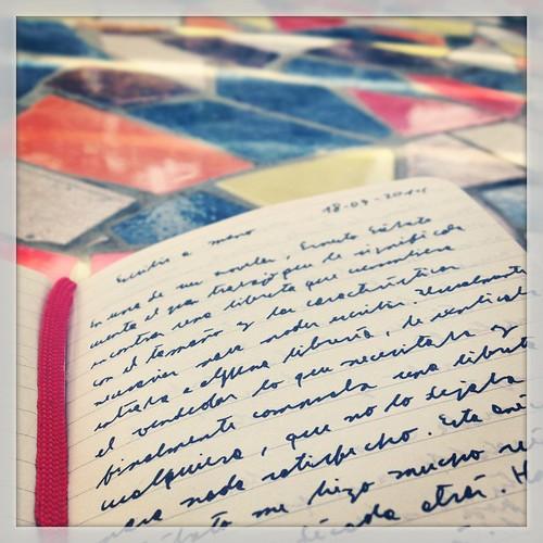 Escribir a mano #Melosilla #Chile