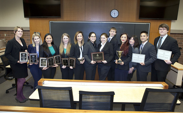 Moot Court Fall 2014 Awards