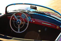Dashboard, Porsche 1600 Super