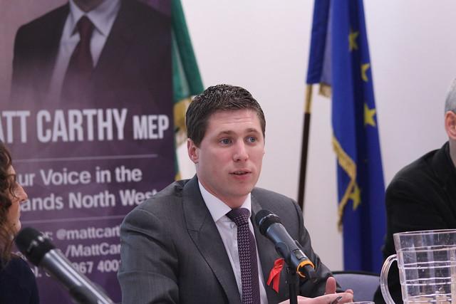 Matt Carthy MEP