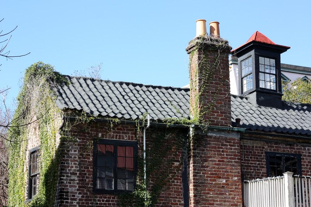 Charleston Elliott and East Bay street