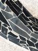 Chicago, Brunswick Plaza, Sculpture Detail,  Abstract (Sculptor: Joan Miro)
