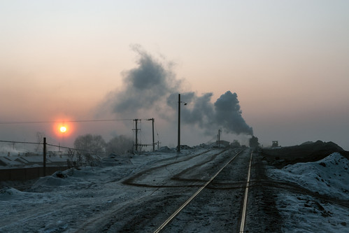 china heilongjiang sunrise industrial railway steam hutong province sy 1213 washery jixi didao jiximiningbureau