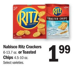 there is a rare and higher value printable coupon good for 0501 nabisco product 9oz or larger this coupon doesnt expire until 12312014 so you can use