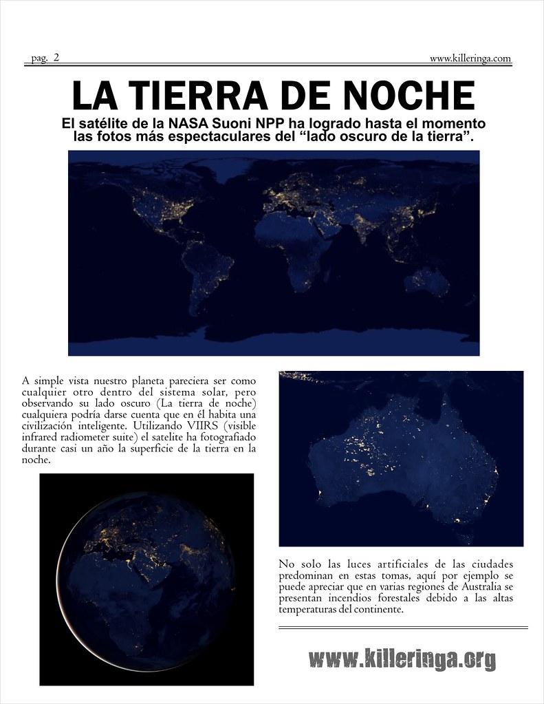 La Tierra Datos Interesantes Killeringa