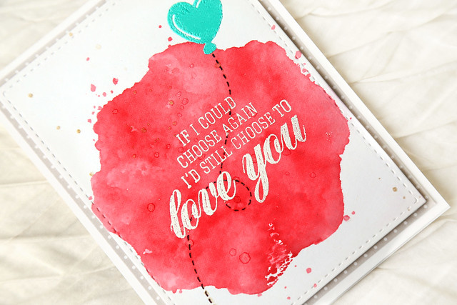 cross my heart {mama elephant stamp highlights}