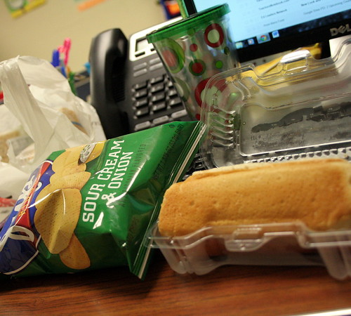 311/365 Q T Lunch
