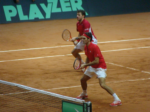 Stan and Federer