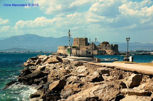 castle d50 nikon may greece nafplion peloponnese bourtzi 2013