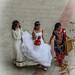 Ibiza - Blanca y radiante va la novia