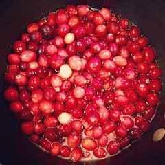 berry, red, frutti di bosco, produce, fruit, food, cranberry, lingonberry,
