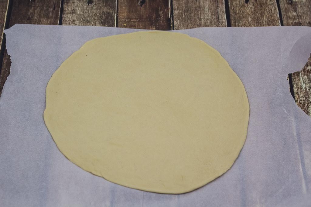 Opskrift på hjemmebagte Suppehorn eller suppebrød, brød til suppe