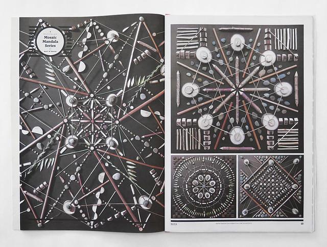 UC Quarterly : Utah Mosaic Mandalas.