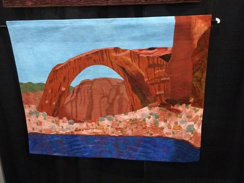 """Rainbow Bridge"" by Renee Gannon of Ukiah, CA"