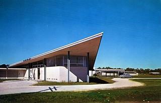 Ultra Modern Cafetorium Englewood Elementary School Englewood FL