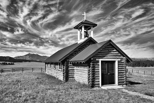 church religion churches chapel wyoming wy esterbrook logchurches esterbrookwy