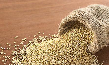 Conheça a quinoa e adicione à sua alimentação