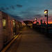 subway sunset outtake by eligit