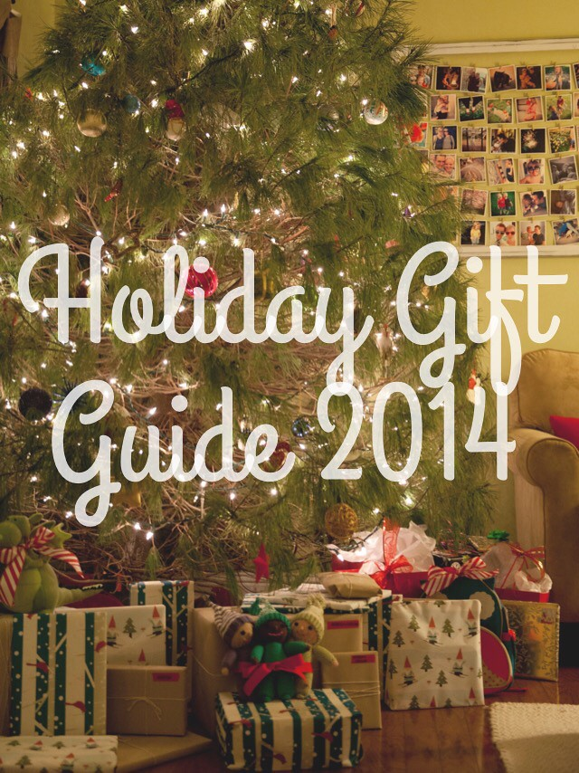 Things I'm Loving: Holiday Gift Guide 2014