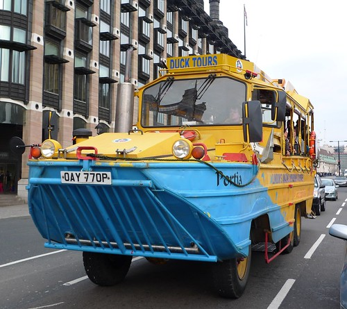Veicolo London Duck Tours