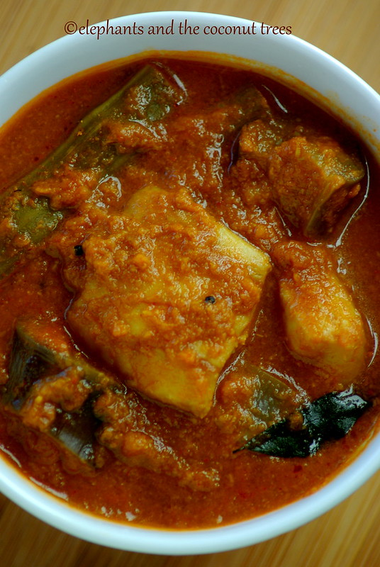 how to make fish curry without coconut