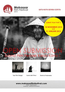 OPEN SUBMISSION POSTER