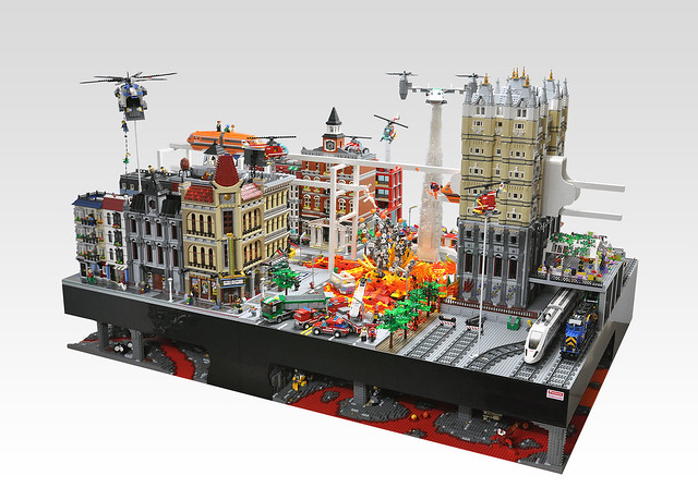 Magma City A Town With A Lava Problem The Brothers