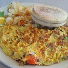 vegetable(0.0), fried food(0.0), frittata(0.0), fish(0.0), vegetarian food(0.0), produce(0.0), potato pancake(0.0), meal(1.0), breakfast(1.0), food(1.0), dish(1.0), cuisine(1.0), tortilla de patatas(1.0), omelette(1.0),