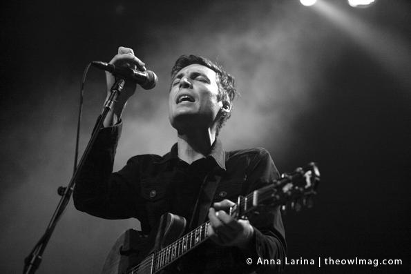 Augustana @ The Fillmore, SF 12/10/14