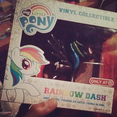 Last one! Not the best box but I'm happy I can find another box. Any Bronies out there?