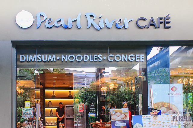 Pearl River Cafe Trinoma