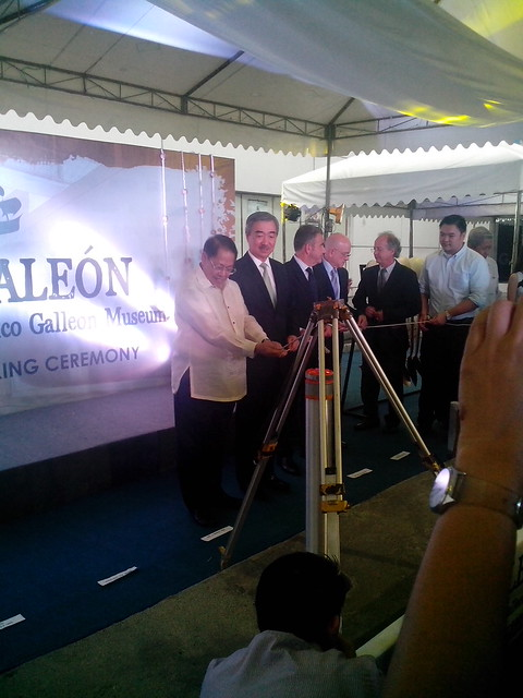 The Galeon Groundbreaking Ceremony