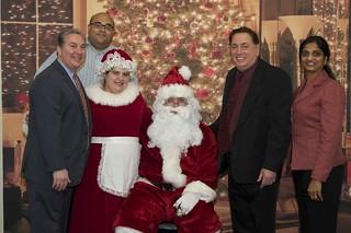 12/17/2014 - Christmas Celebration Kennedy Branch