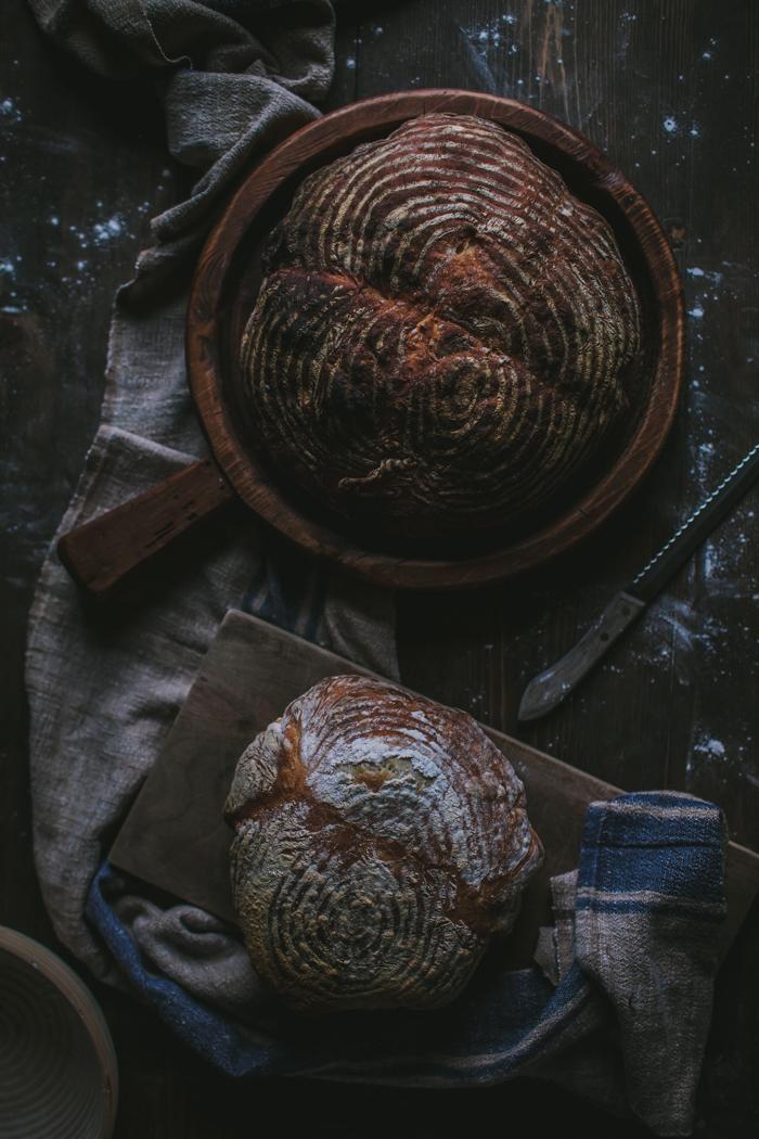 Pain au Levain by Eva Kosmas Flores | Adventures in Cooking