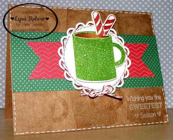 Paper Sweeties Dec. Challenge