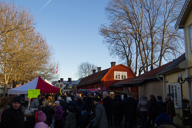 Julmarknad Sigtuna 4
