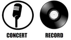Concert Record icon