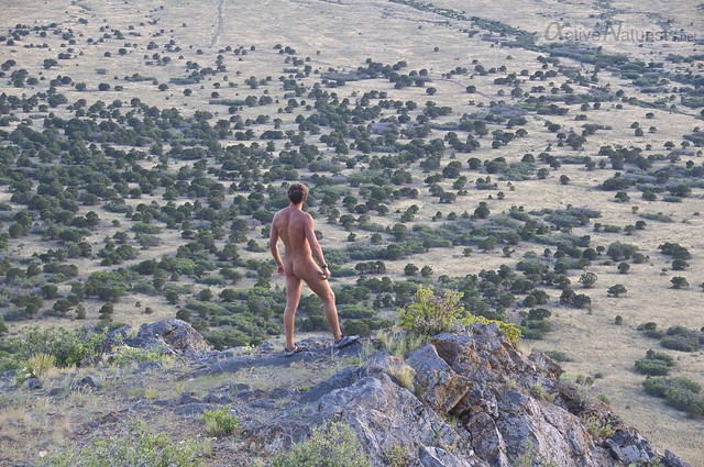 naturist 0003  Orient Land Trust, Colorado, USA