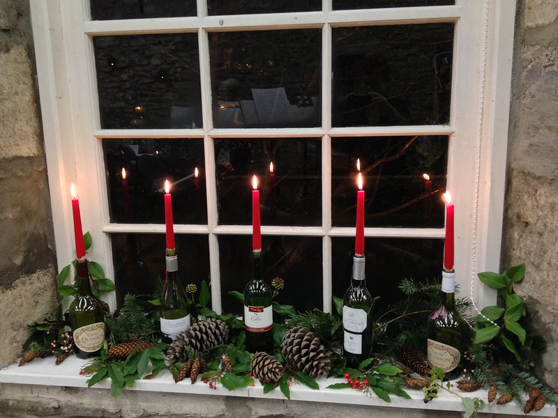 Candles In The Window Christmas Xmas Holiday Decoration Decor Tips Ideas Advice Inspiration How To