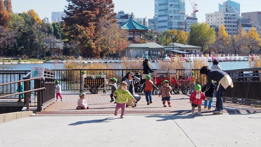 上野公园 Ueno Park