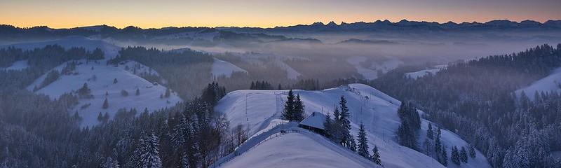 Dawn - Lüderenalp
