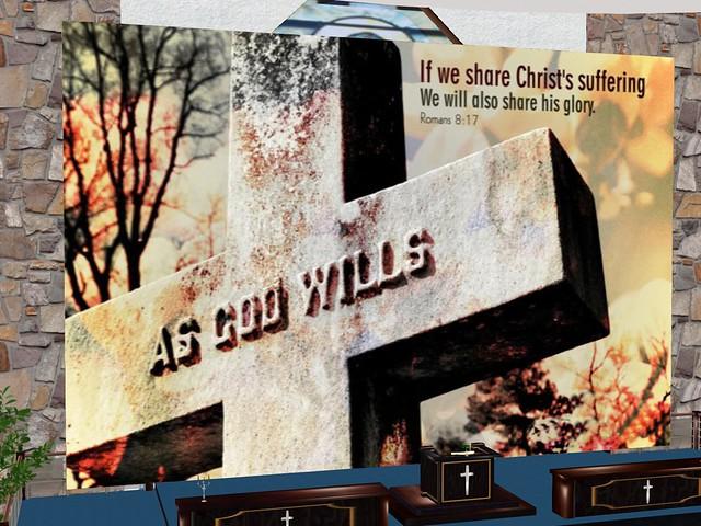 House of Prayer - As God Wills