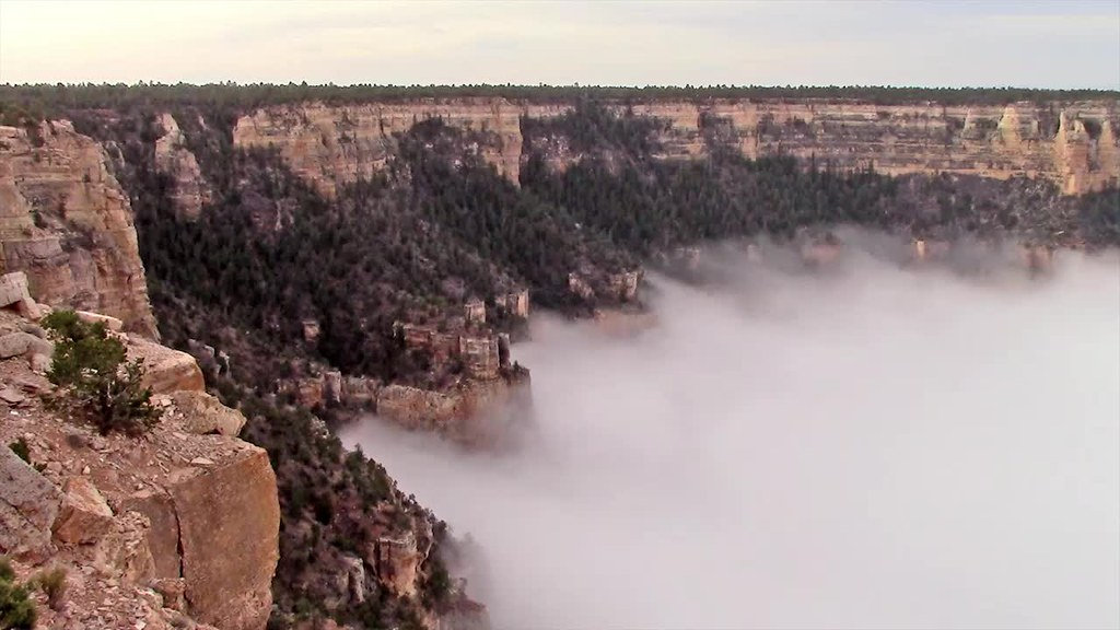 Grand Canyon Inversion: December 11, 2014