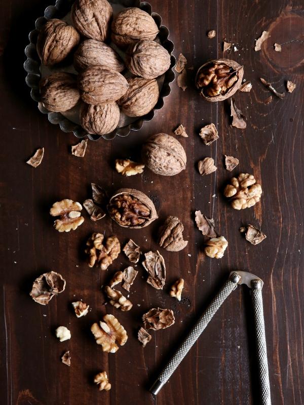 Cinnamon-Walnut Stuffed Challah Bread | completelydelicious.com