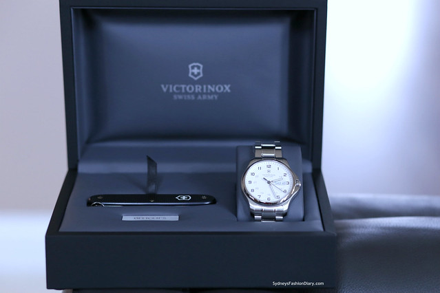 Victorinox Officer Watch_SydneysFashionDiary