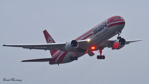 B763 - Boeing 767-3P6(ER)
