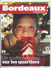 Couverture Bordeaux Magazine