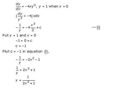 RD Sharma Class 12 Solutions Chapter 22 Differential Equations Ex 22.7 Q51
