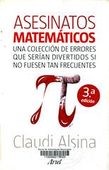 Claudi Alsina, Asesinatos matemáticos